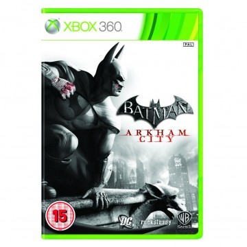 Batman Arkham City (Lietota)